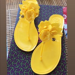 Tory Burch Jelly Sandals